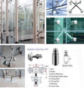 jual spider fitting